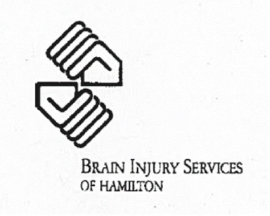 Brain Injury Services of Hamilton Logo.