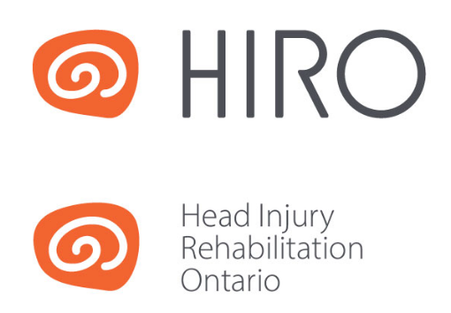 Head Injury Rehabilitation Ontario Logo